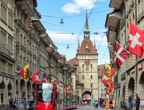Glädjande resultat från påstest i Schweiz