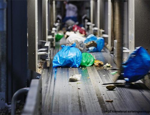 Oslo nära 50%-målet för insamling av matavfall – med hjälp av svensk teknik