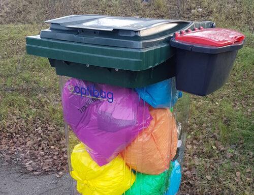 Naturvårdsverket: Avfallskärlen bör anses vara en del av systemet och ska bekostas av FTI
