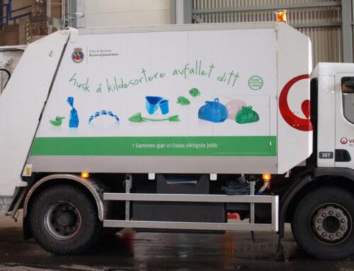 Minskade transporter minskar utsläppen av CO2